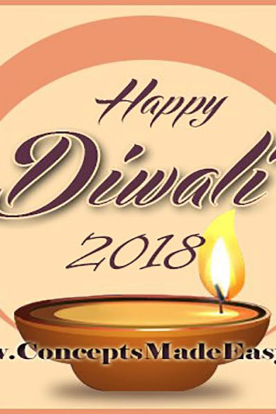 Diwali 2018 - Indian Festival of Light to be held on 7th November 2018