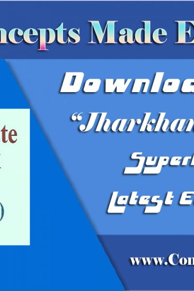 Download most important Jharkhand State Superfast GK in hindi language specially for JPSC Mains Exam 2018