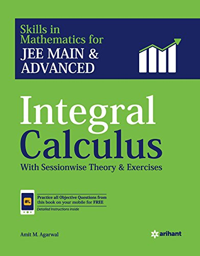 Download Latest Edition of Integral Calculus by Arihant publications conceptsmadeeasy.com
