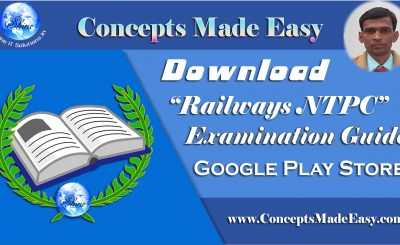 Download and Install 'All In One Railways NTPC Examination Guide 2019-20' from Google Play Store which can Provide Complete Guidance to Crack Any Examination