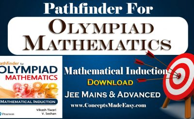 High Quality Olympiad Mathematics Study Materials Specially for JEE Mains and Advanced Examination