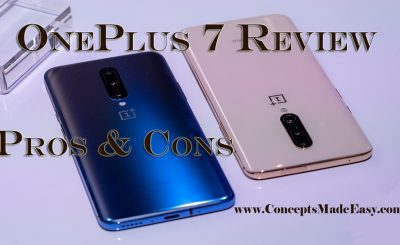 OnePlus 7 Review with its Pros & Cons - The Best of OnePlus and The Better Value Flagship