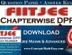 Download FIITJEE Chapterwise DPP Level-I, Level-II and Level-III (Question Paper + Answer Key) for JEE Mains and Advanced Examination in PDF Free of Cost from ConceptsMadeEasy.com