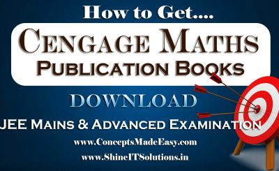 Review of Mathematics Cengage Publication Books Specially for JEE Mains and Advanced Examination