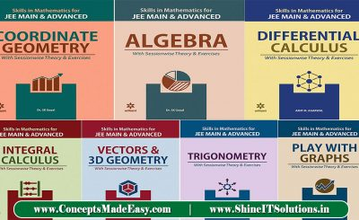 Review of Arihant Mathematics Books Set containing 7 books specially for JEE Mains and Advanced Examination 2021