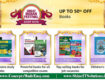 Amazon Great Indian Festival - Get Up to 50% off on Competitive Books and Examination Guide Books   20000+ deals and Combo offers on Amazon Great Indian Festival