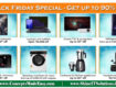 Black Friday Special Deal - Get up to 90% off on this Black Friday for your Family   20000+ Deals and Combo offers on Amazon this Black Friday Special