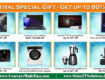 Festival Season Special Gift - Get up to 80% off on this Festival Season for your Family   20000+ Deals and Combo offers on Amazon this Festival Season Special