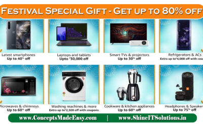 Festival Season Special Gift - Get up to 80% off on this Festival Season for your Family | 20000+ Deals and Combo offers on Amazon this Festival Season Special