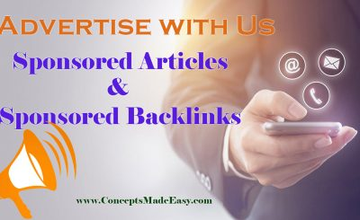 Advertise with us | Sponsored Articles and Sponsored Backlinks